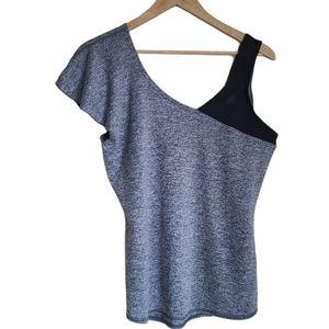 adidas combo tank short sleeve workout tshirt